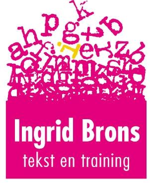 Ingrid Brons_logo