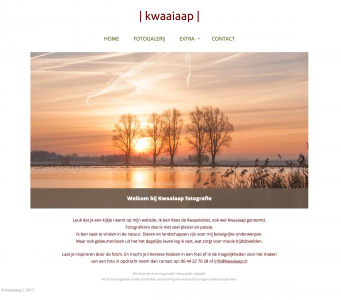 Kwaaiaap_website