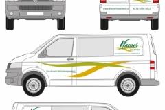 Klamer hoveniers_VW Transporter