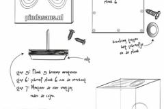 Nico van Asonck_bouwpakket cajon_achterzijde
