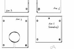 Nico van Asonck_bouwpakket cajon_voorzijde