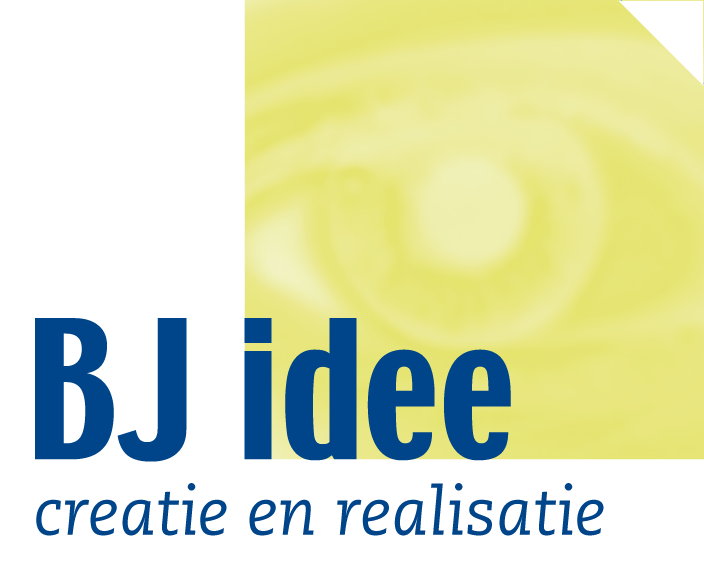 B.J. idee, creatie en realisatie